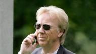 Bald nicht mehr in der Verantwortung: Bodo Adler gibt den Vorsitz beim FFC Frankfurt auf