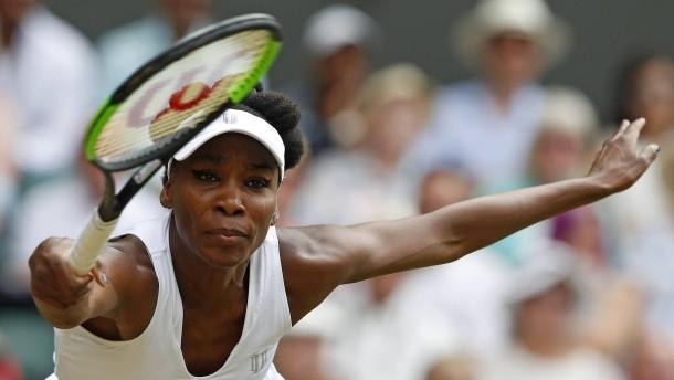Die unerreichbare Venus Williams