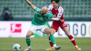 Werder Bremen belohnt sich nicht