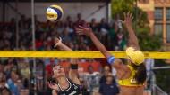 Deutsche Beach-Teams ohne WM-Medaille