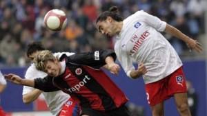 Eintracht nach 1:3 in Hamburg Vorletzter