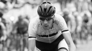 Radsport trauert um nächsten toten Fahrer