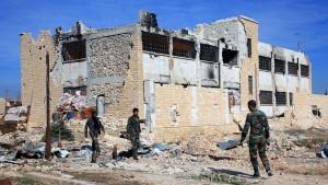 Syrien soll binnen sechs Monaten neue Regierung erhalten