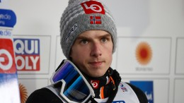 Skisprung-Favorit Granerud positiv auf Corona getestet