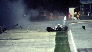 Ayrton Senna und die tödlichen Mauern