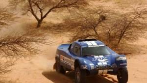 Dakar-Tross legte Übergangsetappe ein