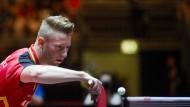 Europameister: Ruwen Filus gewinnt mit seiner Partnerin Han Gold