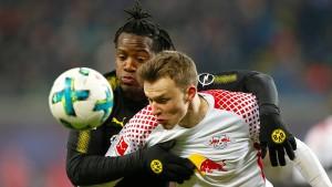 Dortmund verliert Platz zwei an Schalke