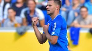 Szalais Doppelschlag bringt Hoffenheims Sieg