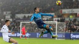 Arsenals Pleite gegen das Schlusslicht