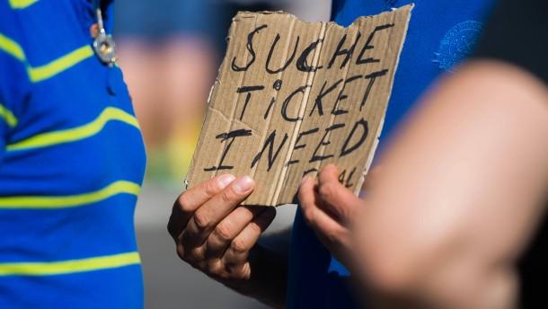 Kritik an DFB-Regeln für EM-Ticketkauf