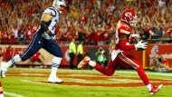 Muslimischer NFL-Spieler für Gebetspose bestraft