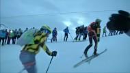 Adamello Ski Raid: Tortur auf Skiern