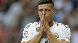 Real Madrid will Jovic schnell wieder loswerden