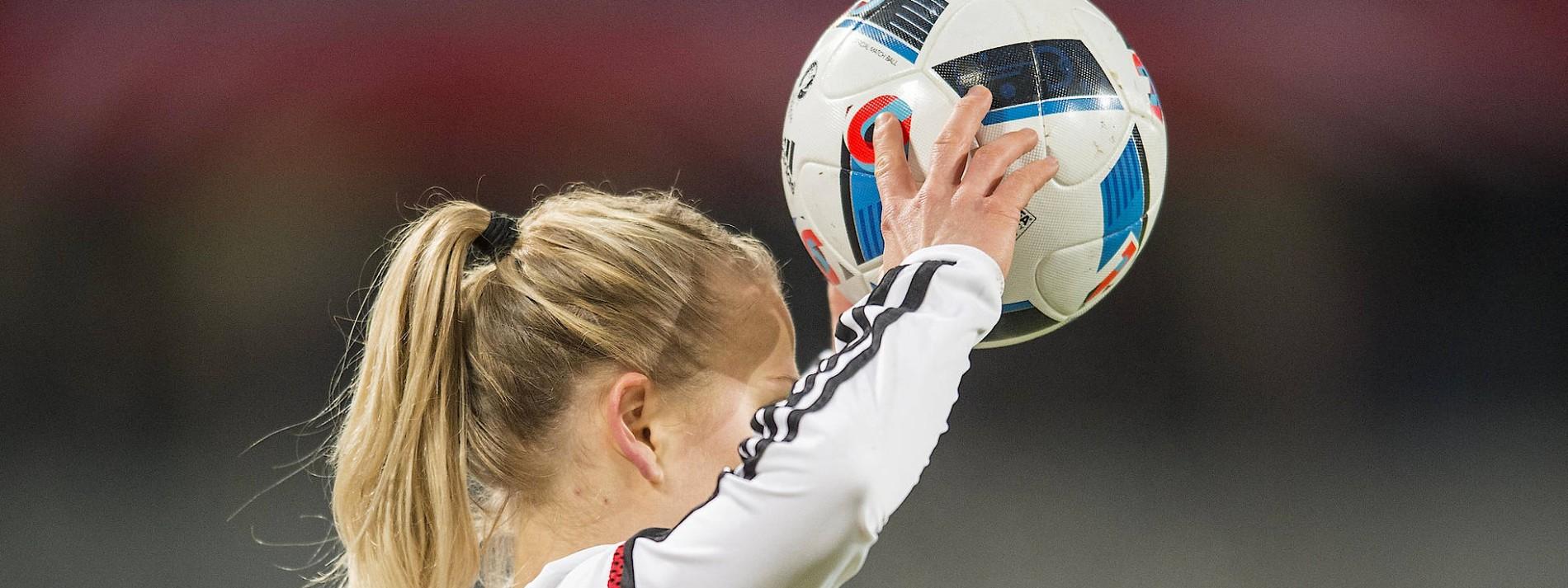 Die Zukunft des Fußballs ist weiblich