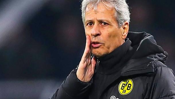 Favre vertreibt die Dortmunder Begeisterung