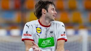 WM-Aus für deutsche Handball-Nationalmannschaft