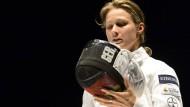 Aus in der zweiten Runde: Britta Heidemann