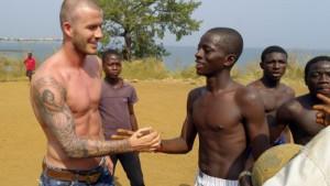 David Beckhams Kampf abseits des grünen Rasens