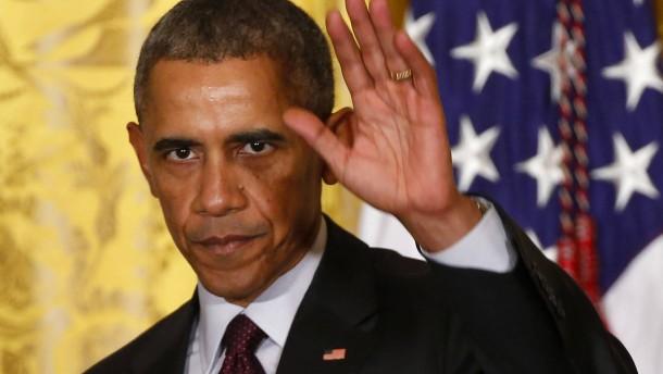 Obama will keinen Streit mit Netanjahu