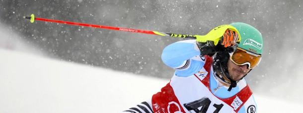 Starkes Rennen, dritter Platz: Felix Neureuther kann zufrieden sein mit seiner Vorstellung in Kitzbühel