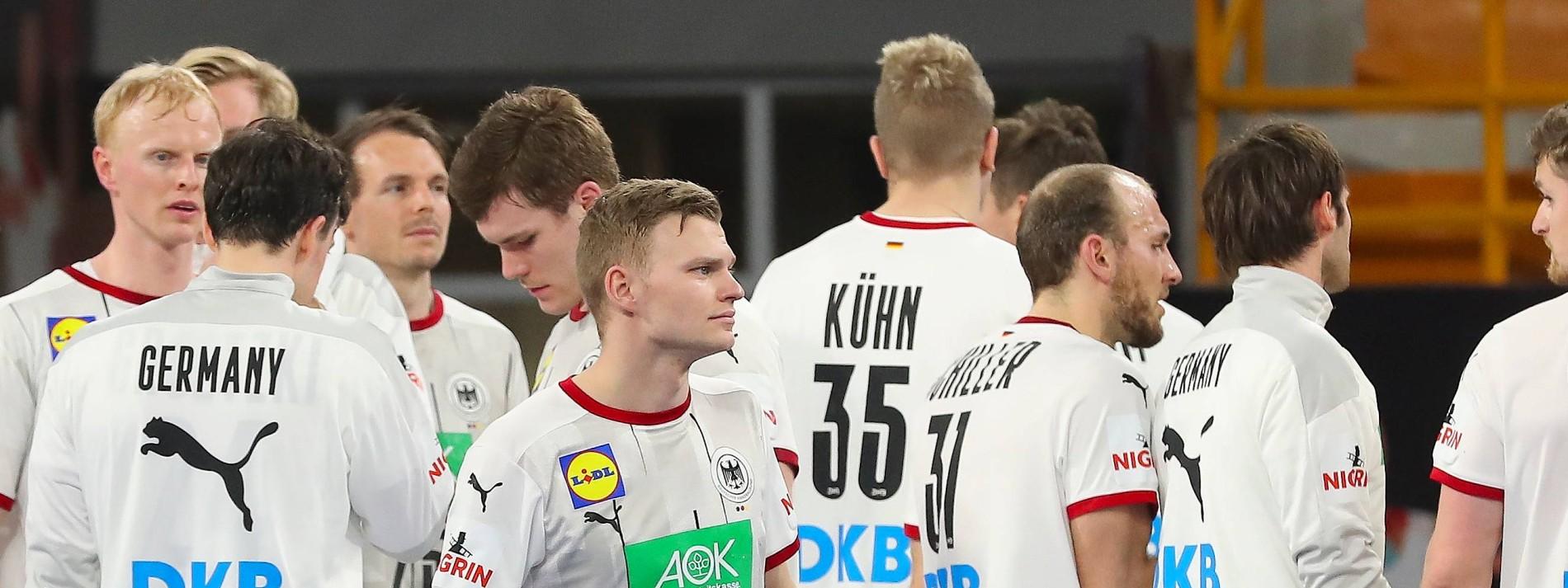 Letzte Frustaktion der deutschen Handballer