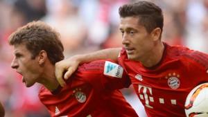 Das trefflichste Duo der Bayern-Historie