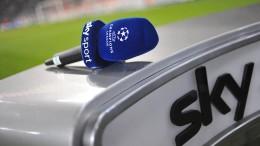 Champions League weitgehend im Internet