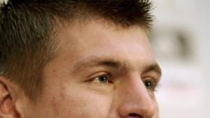 """""""Supertalent"""" Kroos am Scheidepunkt"""