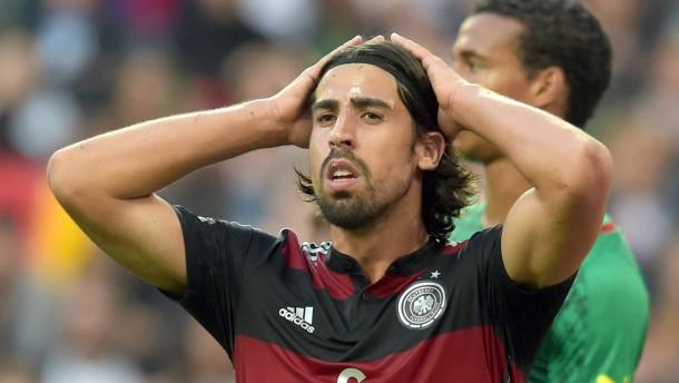 Weiter fast alles unklar beim DFB-Team