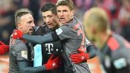 Bayern auf dem Weg der Besserung