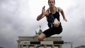 DLV plant eigenes Sportfest in Berlin