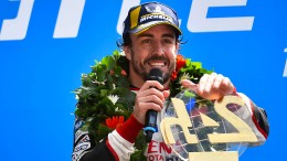 Spektakuläres Comeback in der Formel 1