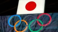 Werden die Olympischen Spiele in Tokio stattfinden? Für Japan eine klare Angelegenheit.