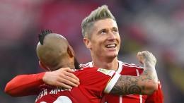 Eine runde Sache für die Bayern