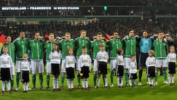 DFB entzieht Bremen EM-Qualifikationsspiel