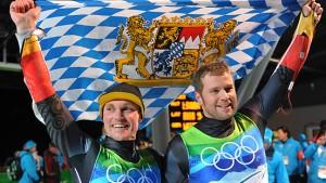 Im letzten Rennen Bronze für Leitner/Resch