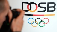 Der Deutsche Olympische Sportbund wurde um viel Geld betrogen.