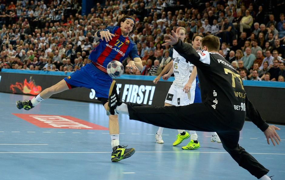 thw kiel gegen barcelona