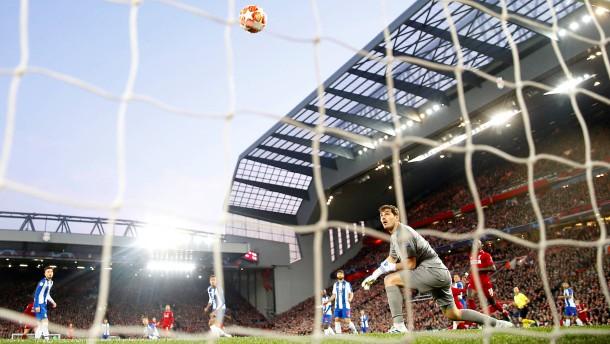 Liverpool legt vor