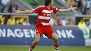 Bayern München verwandelt ersten Matchball