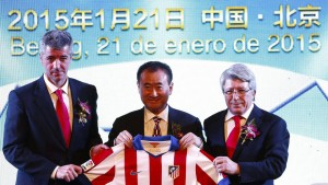 China erobert den spanischen Fußball