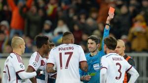 Bayern Münchens Kurztrip ohne Tore
