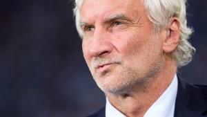 Die unsachliche Attacke des Rudi Völler