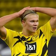 16-Tore-Mann: So oft traf Erling Haaland in dieser Saison für den BVB in Bundesliga und Champions League.