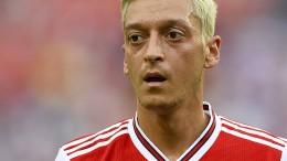 """Özil und """"der luxuriöseste Käfig der Hauptstadt"""""""