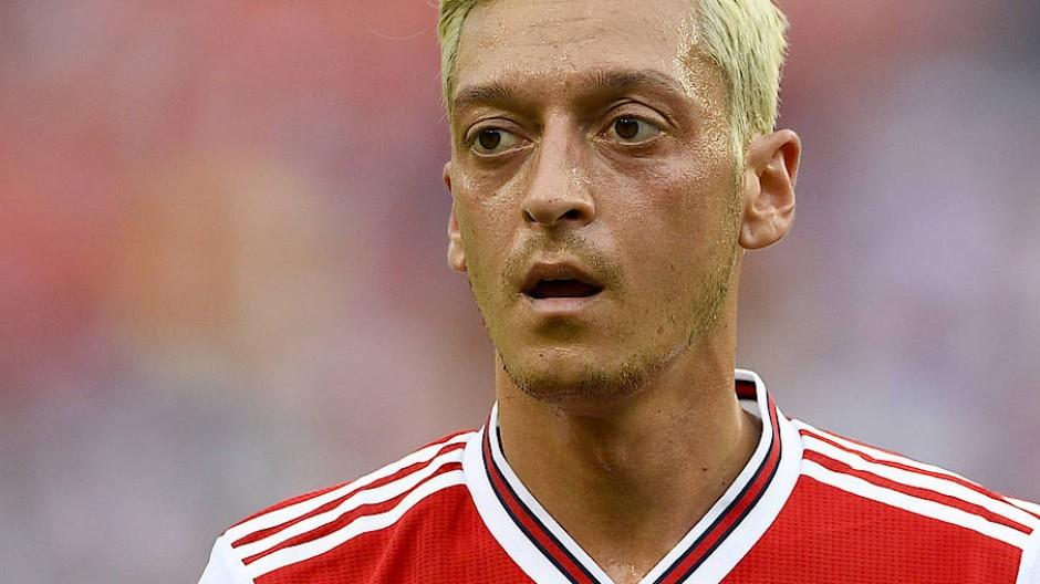 Wie geht es weiter mit Mesut Özil beim FC Arsenal?