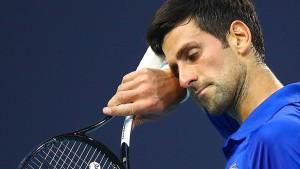 Die rätselhafte Krise des Novak Djokovic