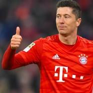 Die Nummer eins der Bundesliga? Robert Lewandowski und die Bayern sind auf dem Weg zur Spitze.