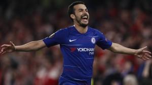 Chelsea ist Frankfurts nächster Gegner